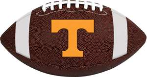 University of Tennessee Volunteers Vols Rawlings Game Time Full Size Football Team Logo