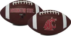 Washington State University Cougars Rawlings Game Time Full Size Football Team Logo