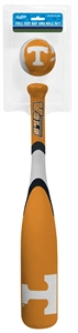 University of Tennessee Volunteers Grand Slam Softee Baseball Bat and Ball Set