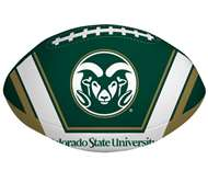 Colorado State University Rams Goal Line 8 inch Softee Football