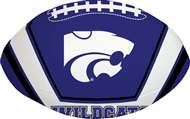 Kansas State University Wildcats Goal Line 8 inch Softee Football