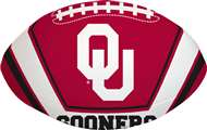 University of Oklahoma Sooners Goal Line 8 inch Softee Football