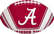 "University of Alabama Crimson Tide ""Goal Line""  8"" Softee Football"