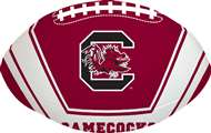 University of South Carolina Gamecocks Goal Line 8 inch Softee Football