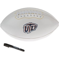 UTEP Miners Signature Series Autograph Full Size Rawlings Football