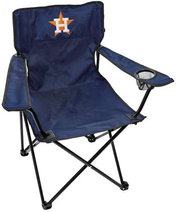 Houston Astros Elite Quad Chair