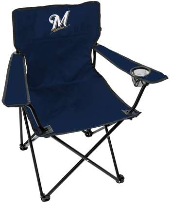Milwaukee Brewers Elite Quad Chair