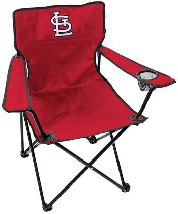 St. Louis Cardinals Elite Quad Chair