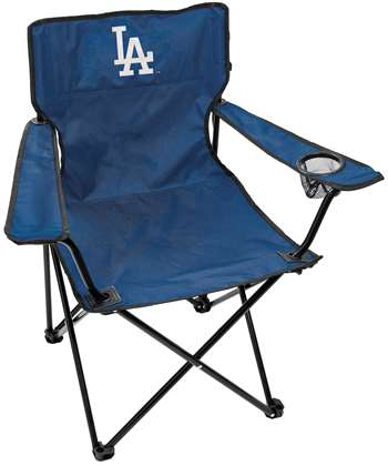 Los Angeles Dodgers Elite Quad Chair