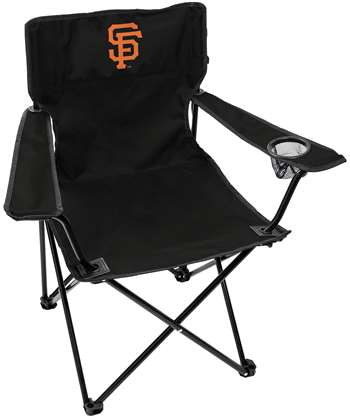 San Francisco Giants Elite Quad Chair