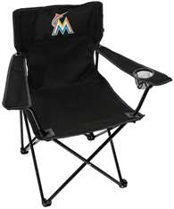 Miami Marlins Gameday Elite Folding Chair