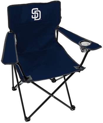 San Diego Padres Elite Quad Chair