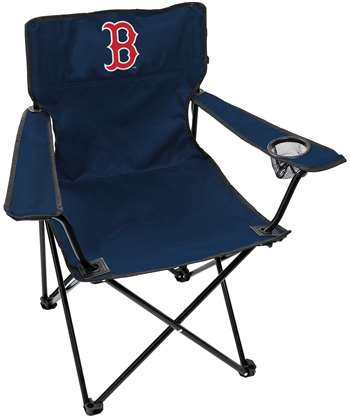 Boston Red Sox Elite Quad Chair