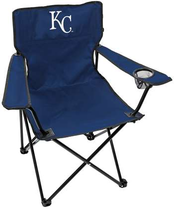 Kansas City Royals Elite Quad Chair
