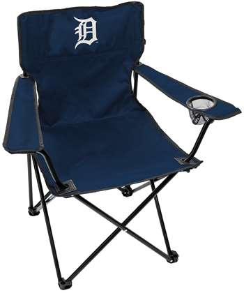 Detriot Tigers Elite Quad Chair