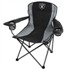 Oakland Raiders Folding Chair XL Big Boy NFL