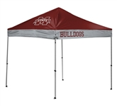 Mississippi State Bulldogs 10 X 10 Straight Leg Canopy Tent