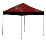 South Carolina Gamecocks 10 X 10 Straight Leg Canopy Tent