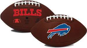 Buffalo Bills  Game Time Full Size Football - Rawlings