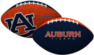 Auburn University Tigers Gridiron Junior Size Football
