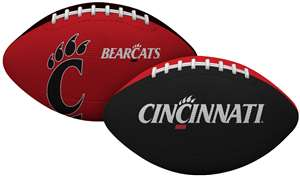 University of Cincinnati Bearcats Gridiron Junior Size Football