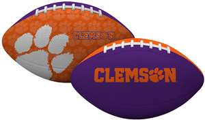 Clemson University Tigers Gridiron Junior Size Football