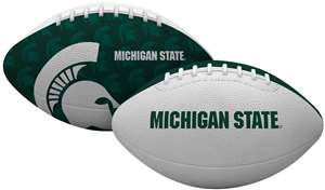Michigan State University Spartans Gridiron Junior Size Football