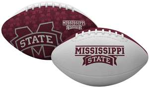 Mississippi State University Bulldogs Gridiron Junior Size Football