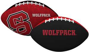 North Carolina State University Wolfpack Gridiron Junior Size Football
