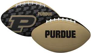 Purdue University Boilermakers Gridiron Junior Size Football