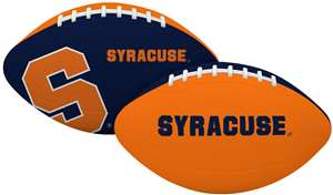 Syracuse University Orange Gridiron Junior Size Football