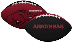University of Arkansas Razorbacks Gridiron Junior Size Football