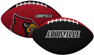 University of Louisville Cardinals Gridiron Junior Size Football