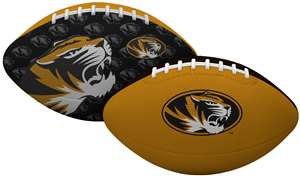 University of Missouri  Tigers Gridiron Junior Size Football
