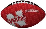 University of Nebraska Corn Huskers Gridiron Junior Size Football