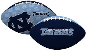 University of North Carolina Tar Heels Gridiron Junior Size Football