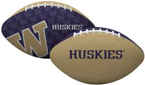 University of Washington Huskies Gridiron Junior Size Football