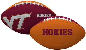 Virginia Tech Hokies Gridiron Junior Size Football