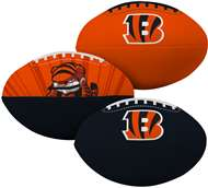 Cincinnati Bengals  3rd Down 3 Ball Softee Mini Football Set