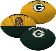 "Green Bay Packers ""Third Down"" Softee 3-Football Set"