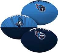 Tennessee Titans  3rd Down 3 Ball Softee Mini Football Set