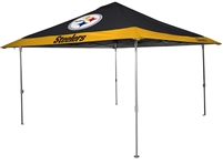 Pittsburgh Steelers 10 X 10 Eaved Canopy Tailgate Tent