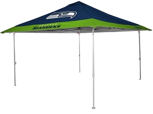 Seattle Seahawks 10 X 10 Eaved Canopy Tailgate Tent
