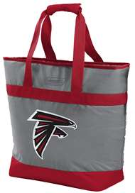 Atlanta Falcons 30 Can Soft Sided Tote Cooler