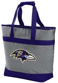Baltimore Ravens 30 Can Soft Sided Tote Cooler