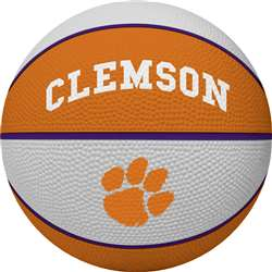Clemson University Tigers Rawlings Crossover Full Size Basketball
