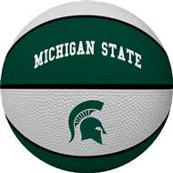 MICHIGAN STATE UNIVERSITY Spartans Rawlings Crossover Full Size Basketball