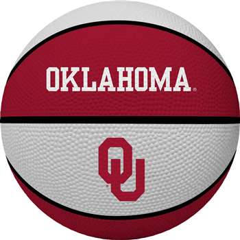 UNIVERSITY OF OKLAHOMA Sooners Rawlings Crossover Full Size Basketball
