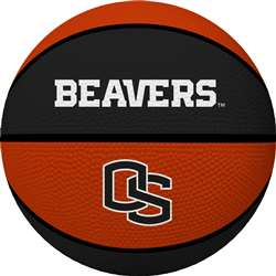 Oregon State University Beavers Full Size Crossover Basketball - Rawlings