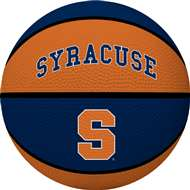 SYRACUSE UNIVERSITY Orange Rawlings Crossover Full Size Basketball